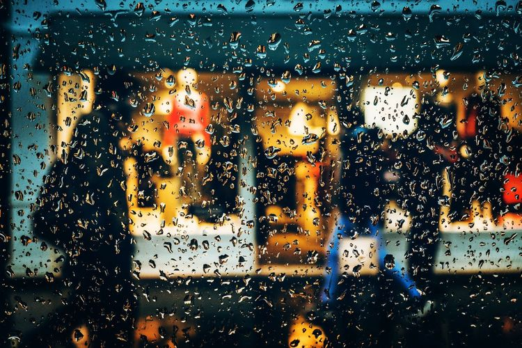 Paris Drops Water Drops Rainy Day Behind The Window Wet People Street Streetphotography Blur Close-up Clothes Shop Light And Shadow Illuminated Outdoors City Citylife Parisian Life EyeEm Gallery From My Point Of View EyeEmBestPics EyeEm Best Edits EyeEm Selects EyeEm Best Shots