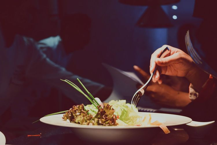 Dinner under the spotlight 😍 Gourmet Food Human Hand Plate Freshness Close-up People Thai Food Healthy Eating Indoors  Meal Day Flower IKEA Travel Fashion EyeEm Nature Lover Candlelight Photoshoot Phootooftheday Beautifully Organized HB1 EyeEm Best Shots Beautiful Woman Eye Em Nature Lover