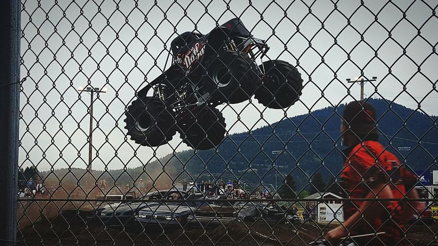 Monster Trucks Monster Truck Rally Spring Fair Coeur D'Alene