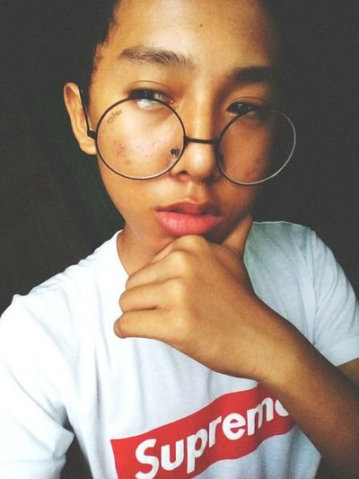 when I look at you Glasses Selfie Love Look At You Selfportrait Me Likeyou Man