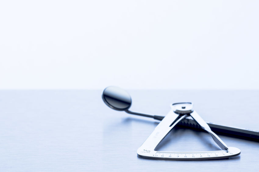Day Dentist Dentist Tools Eyesight Healthcare And Medicine No People Studio Shot White Background