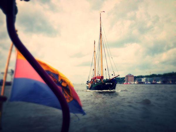 Sail Hafengeburtstag Traditionsschifffahrt Johanna Von Amrum
