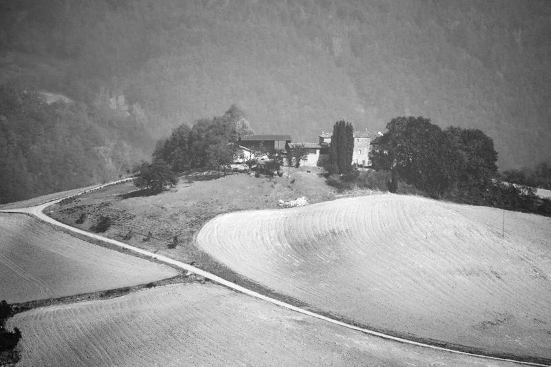 Rural Country Road Hills Rural Architecture Blackandwhite Built Structure Countryside Fields Lonly Nature Outdoors Plant Road