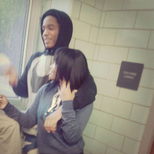 Me And Damonte (: