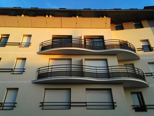 Window Architecture Building Exterior Built Structure No People Outdoors Low Angle View City Day