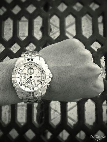 Hi! Hello World My Watch Festina Black & White Galaxys3