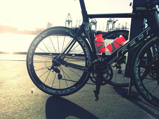 good morning! Cycling