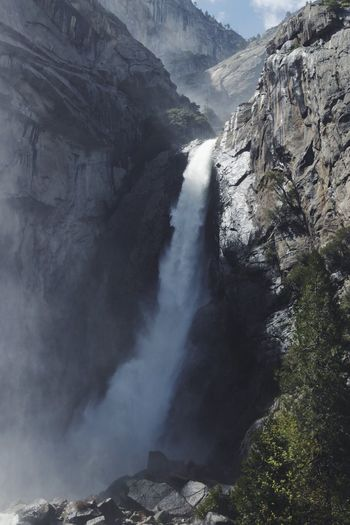 I have hundreds of pictures of waterfalls and would happily take a thousand more. Original Experiences Gooutside Chasinglight Yosemite Adventure Peoplescreatives California Live Folk Waterfall Live Authentic Goexplore Fromwhereistand Found On The Roll Feel The Journey