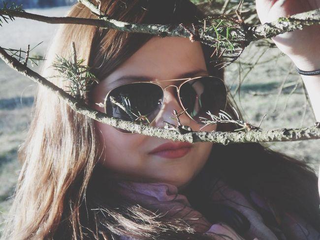 Shooting Nature Sunglasses