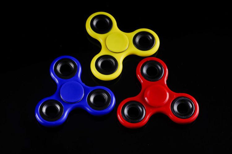 Colorful fidget