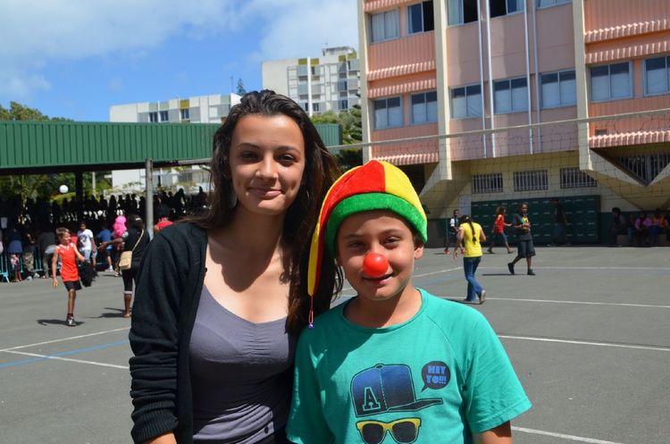 LastDayOfSchool Circus Friends