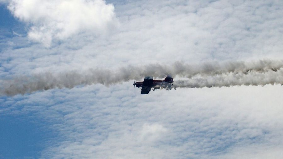 Airplane Plane Airshow Aircraft Aerobatics Sky Collection Sky And Clouds Capturing Freedom Sound Of Life