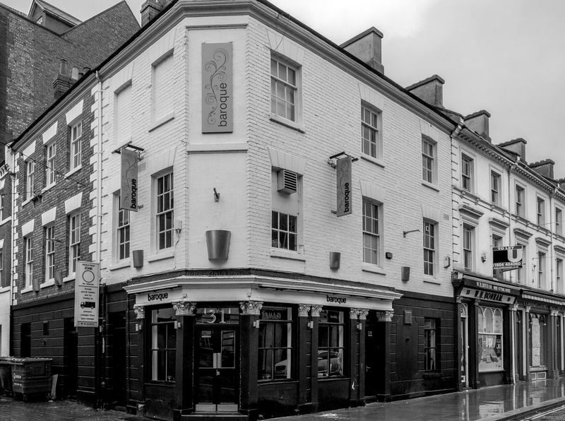 The Boot and Shoe, Fish Street, Northampton Architecture Northampton FUJIFILMXT2 Monochrome Black And White FUJIFILM X-T2 Monochrome Photography Northampton Pubs Pubs