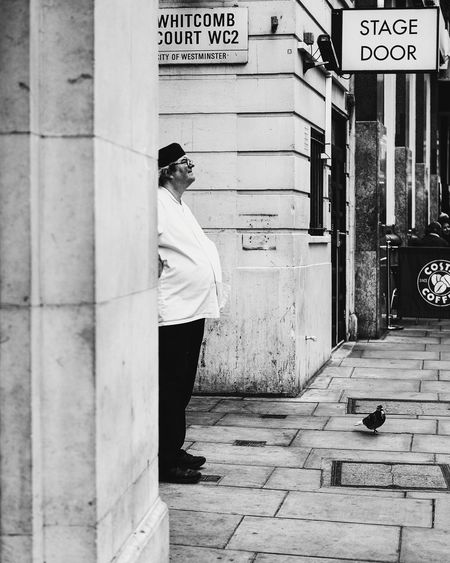 Take a break Up Close Street Photography Chef London Streetphotography Blackandwhite Black & White