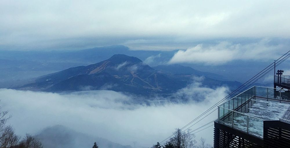 RYuo Snow Winter Mountain Snowboarding Japan Nagano