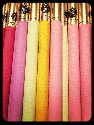Sobranie Cigarettes Colors Gold