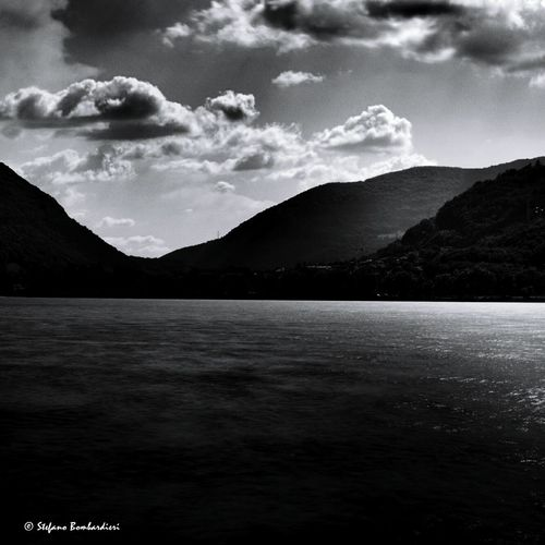 Lago d'Endine. .. with Filter ND 8stop Lake Laghi Di Lombardia Provinciadibergamo Blackandwhite Photography Eye4photography  Eye4black&white  FUJIFILM X-T1