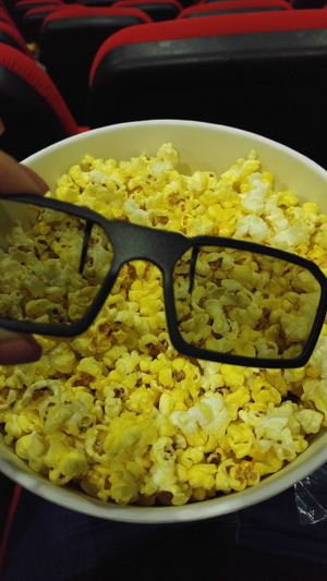 Cinema Glasses Glasses Ready-to-eat Cinema And Popcorn CinemaTime 3D Effect 3D👓 3D Glasses  Cinema Time Cinema Chairs Red Chairs Popcorn & A Movie  PopcornTime Popcorn🌽👌 Popcorns Cinema In Your Life Yellow Food And Drink Cinema Food Sunglasses View Abstract 3D Glasses  Popcorn & A Movie