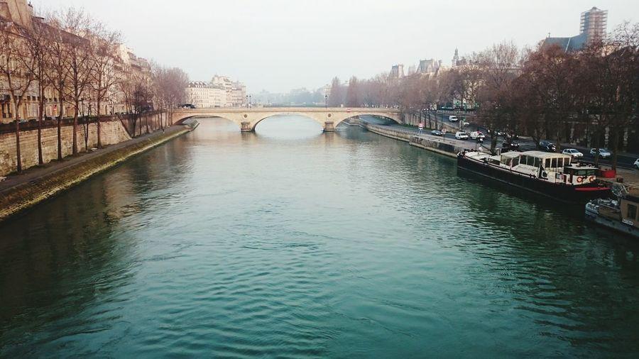 Paris pont marie Lapenichemarcounet