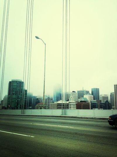 the city!