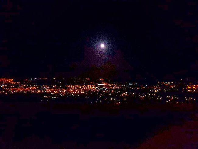 💤🌃🌃🌃💤 01am Amazingview Nightcitylights Belfast Lisburn VSCO Moon Northernireland Romance 🙊