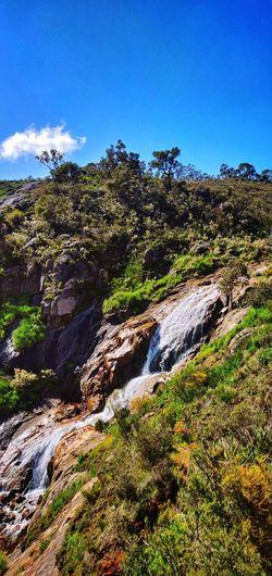 Waterfall Flow