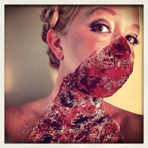 The New Self-Portrait Morbid Beauty