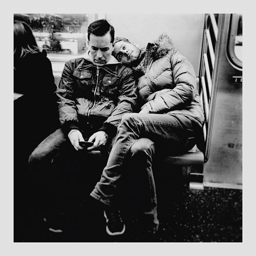 Love Sitting Men Real People Transfer Print Seat Young Men Mode Of Transportation Togetherness Two People Transportation Lifestyles