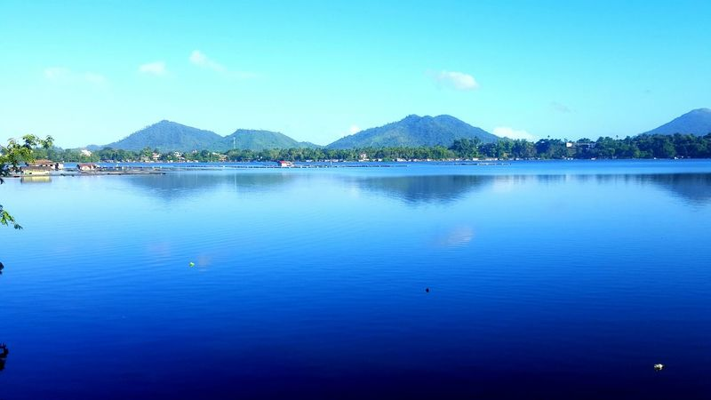 Water_collection Water Reflections Blue Water Greenmountains San Pablo Philippines Breathtaking View Relaxing View
