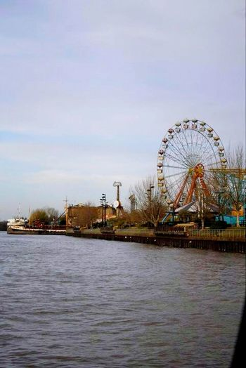 Tigre Argentina ...... Ferris Wheel Amusement Park Amusement Park Ride Arts Culture And Entertainment Outdoors Urban Skyline Travel Destinations Day Sky City No People