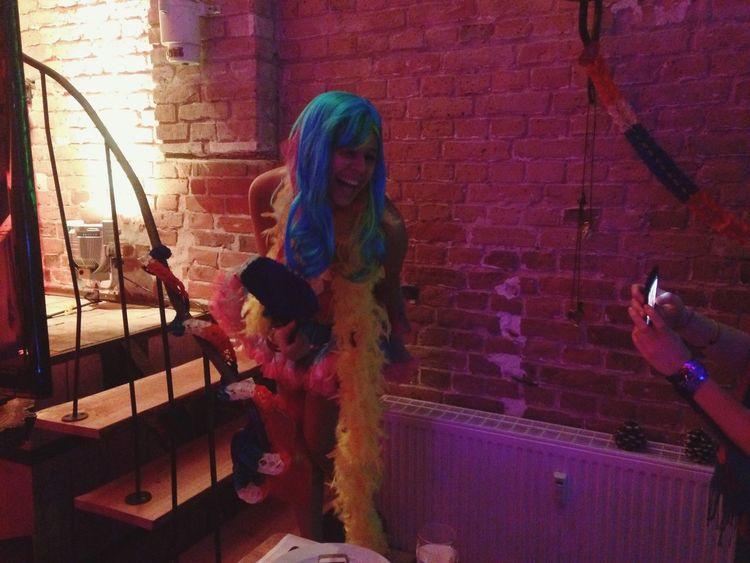 EyeEm Xplosive Xmas Girl Night Colors Katy Perry
