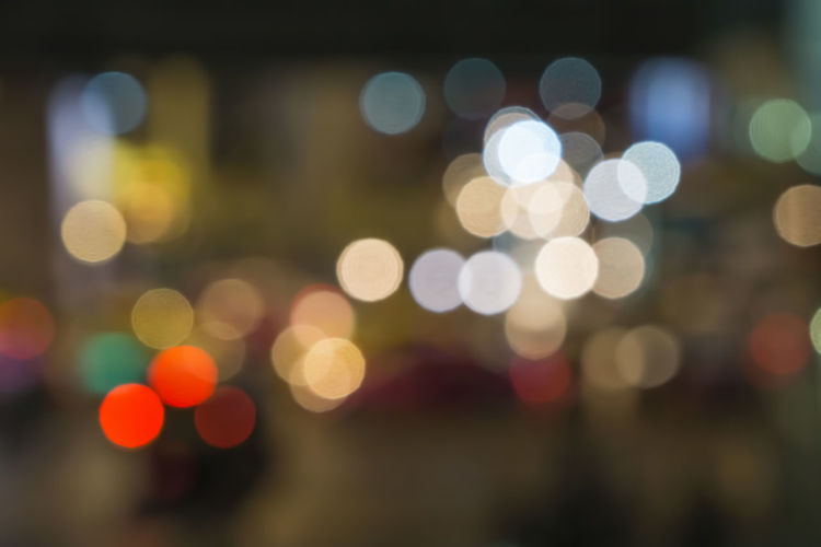 Christmas Abstract Background Backgrounds Bokeh Christmas Christmas Decoration Close-up Defocus Defocused Illuminated Light Effect Lighting Equipment Night No People Outdoors