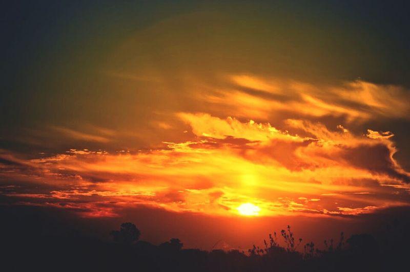 Atardecer Summer Beautiful Sunset Sunset