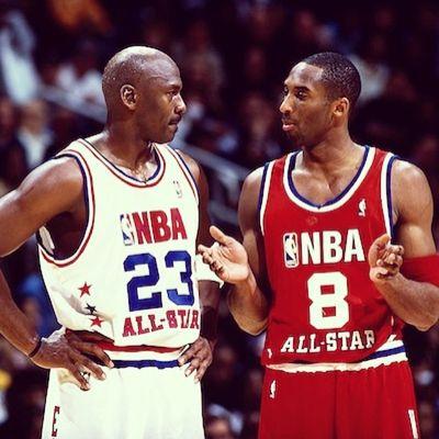 La NBA c'était mieux avant.. Legend NBA MJ23 Kobe8 AllStar Respect