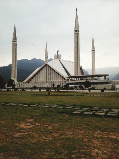 Faisal Mosque