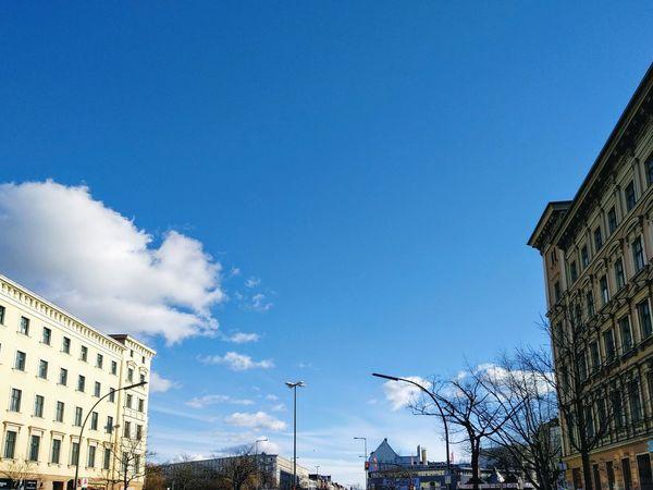 No People Architecture Sky Outdoors Day Kreuzberg Sunshine