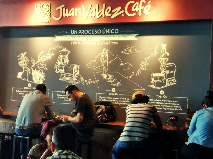 Cafe Cofee Cafe