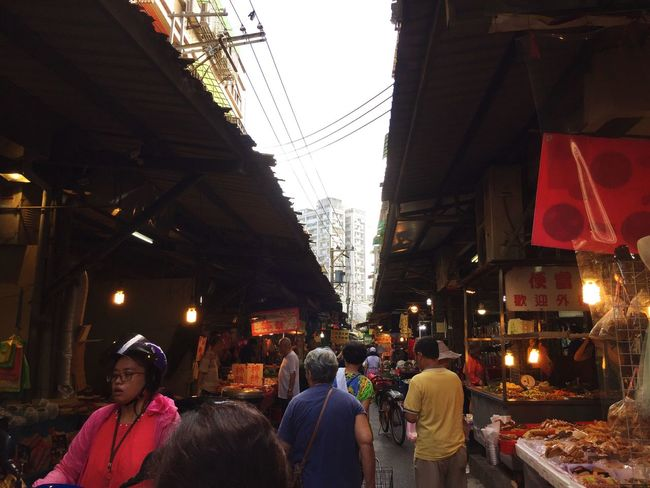 Taiwan Traditional Market