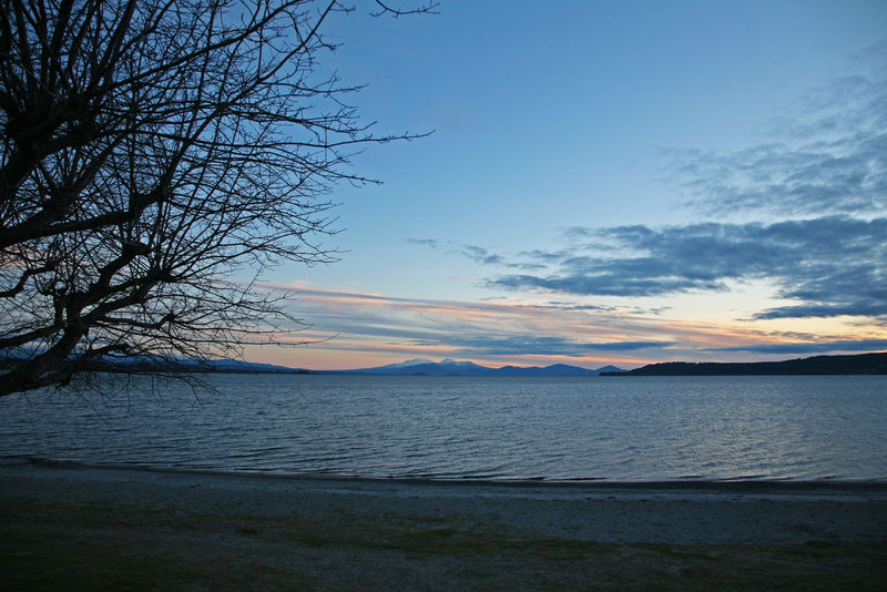 Lake Taupo National Park New Zealand Beauty New Zealand Scenery New Zealand Landscape Taupo, New Zealand Winter New Zealand Sunset