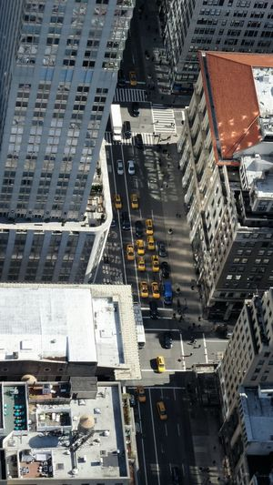 New York City Empire State Building Impressions Bird View New York NYC Photography Nycstreetphotography NYCImpressions NYC Street Photography NYC LIFE ♥ Yellowcab Battle Of The Cities Samsungphotography Samsung K Zoom