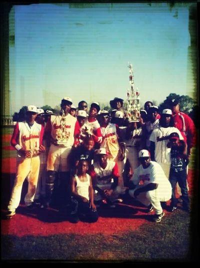 Baseball team last year