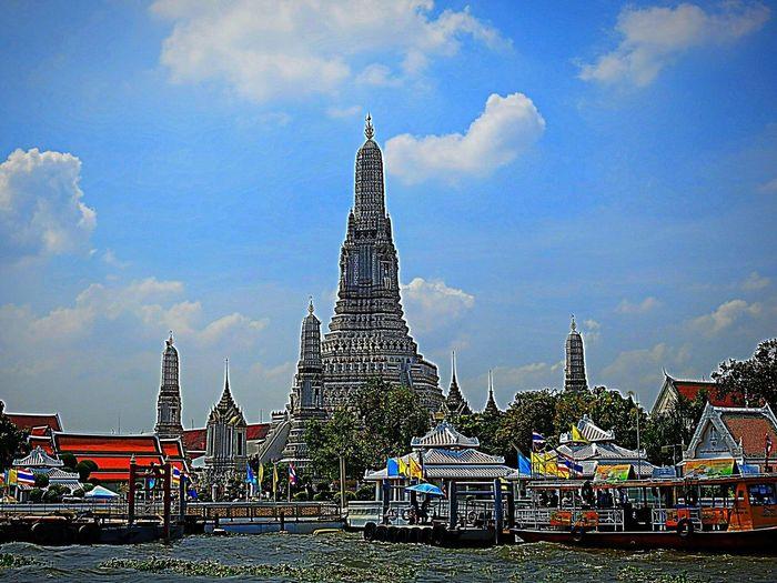 Pagoda's Arun