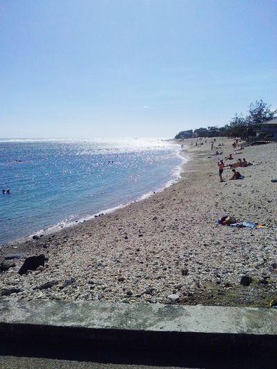 Agréable journée avec la mifa ! :D Playa Beach Photography Reunion Island Fresh Air Team974 974 Saint Pierre , Port Picoftheday