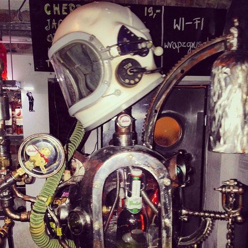 Space Beer Maker