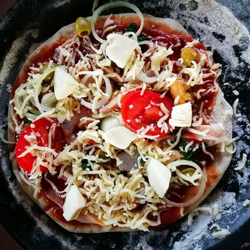 Pizza Cooking