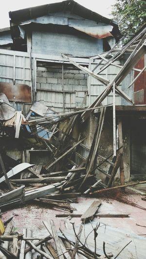 Disaster Backyard Chvzphotography Cellphone Photography