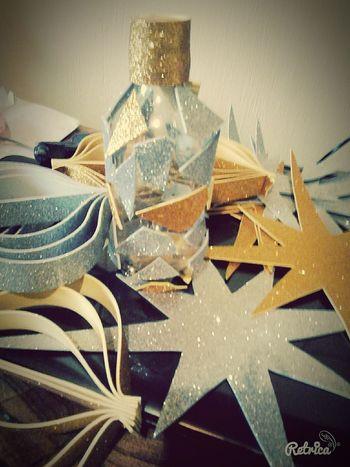 Best Christmas Lights MerryChristmas Christmas Time Stars Preparando adornos para la navidad...