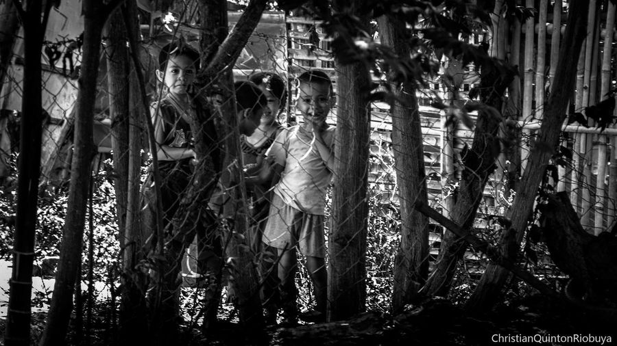 What made your childhood life amazing? I experienced going to a hunted houses and make it as our secret base like Kids Next Door. Wondering the woods and entering forests, jumping off the cliffs and bridges, tarzan-tarzan ... What's yours? #2016 #Black And White. #bnw #children Photography #Chillin #concepcion #iloilo #olddays #people #photo #playing#kids#fun#outside #reminising I Really Miss My Pops. #simple First Eyeem Photo