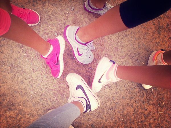 Nike✔ Bff❤ Fit Girls Workout Routine