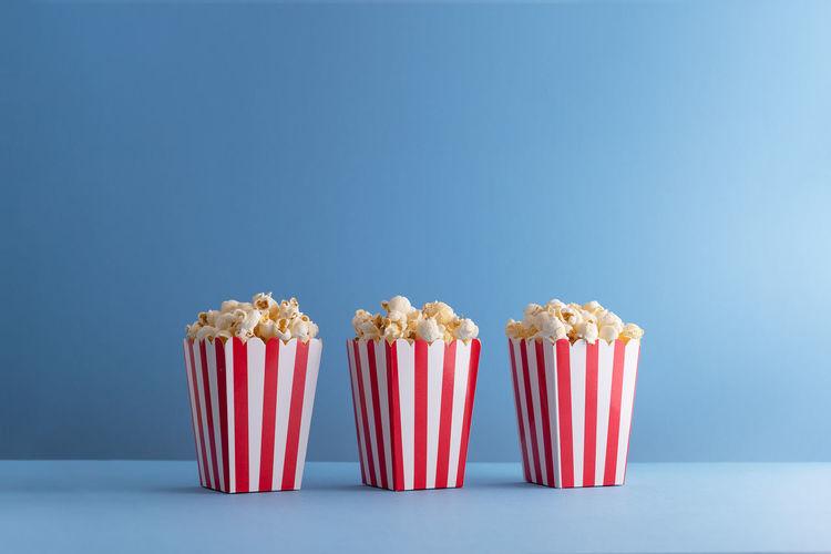 Popcorn in